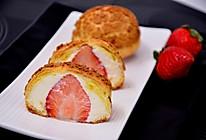 【草莓酥皮泡芙】——草莓季系列美食的做法