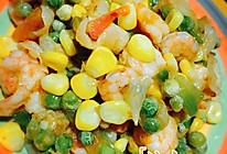 #我家宝贝营养餐#芹菜百合炒虾仁的做法