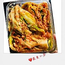 自制韩国辣白菜