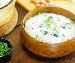 干贝海参粥丨清淡中透着别样鲜美【微体兔菜谱】的做法