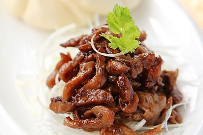 拉歌蒂尼菜谱:京酱肉丝