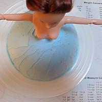 海洋芭比蛋糕的做法图解11