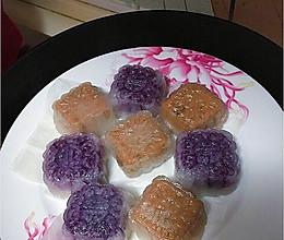 西米水晶糕的做法