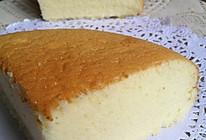 用小岛老师的方子做超柔软的海绵蛋糕的做法
