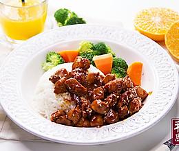 小羽私厨之橙香鸡胸肉的做法