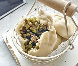 简单好吃的酸豆角包子的做法