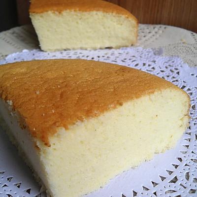 用小岛老师的方子做超柔软的海绵蛋糕