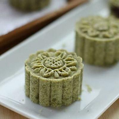 蜜汁绿豆糕