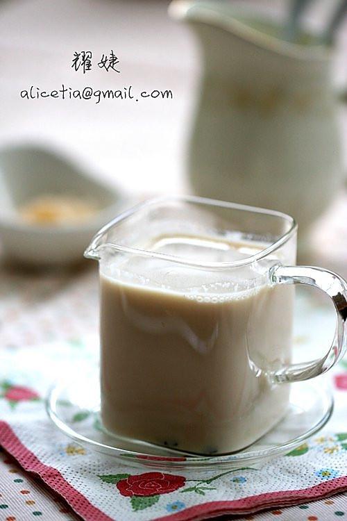 私人珍藏超好喝锅煮奶茶的做法