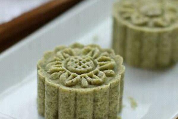 蜜汁绿豆糕的做法