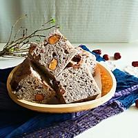 黑米红枣发糕