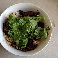 微波炉版卤肉饭的做法图解3