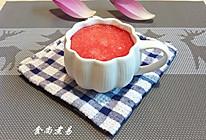 夏日饮品---鲜榨西瓜汁(附带怎样挑选西瓜秘籍)的做法