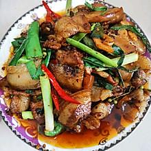 生炒回锅肉