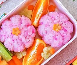 减脂期春日小盒饭 #monbento为减脂季撑腰#的做法