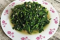 蒜蓉碗豆尖儿的做法