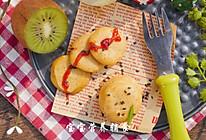 猕猴桃香蕉软饼的做法