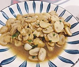 素炒口蘑的做法