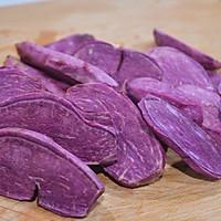 """紫薯酸奶燕麦塔#""""宴""""遇灵山 拈花品素#的做法图解1"""