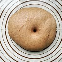 全麦土司面包的做法图解6