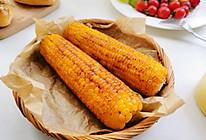 #全电厨王料理挑战赛热力开战!#比肉肉好吃—香烤玉米的做法