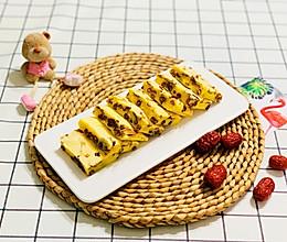 红枣烤年糕的做法