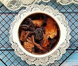 #洗手作羹汤#茶树菇老鸭汤的做法