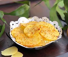 """#""""果""""然有道#香辣土豆片的做法"""