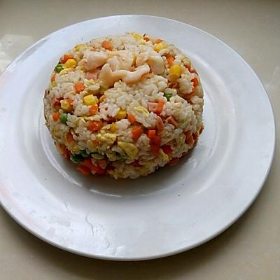 桐妈的虾仁炒饭
