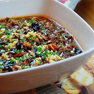 最上瘾的绝味川菜——酸辣肥牛