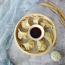 白菜猪肉饺子(附饺子包法)