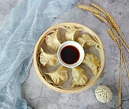 白菜猪肉饺子(附饺子包法)的做法