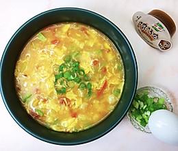 #我们约饭吧#疙瘩汤的做法