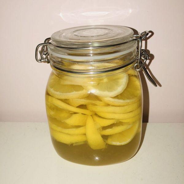 减肥瘦身美容神器柠檬酵素的做法