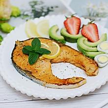 秀出你的早餐–香煎三文鱼