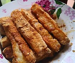 香甜软糯的红糖糍粑(附黄豆粉和红糖水做法)的做法