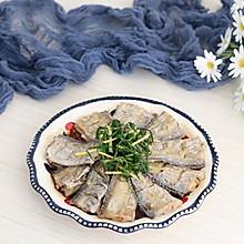 #福气年夜菜#清蒸带鱼,年年有余好兆头