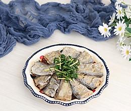 #福气年夜菜#清蒸带鱼,年年有余好兆头的做法