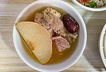 雪梨苹果猪骨汤的做法