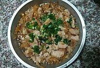 榨菜蒸瘦肉的做法