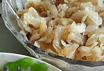 香辣海蜇头的做法