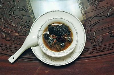 红枣枸杞桂圆乌鸡汤