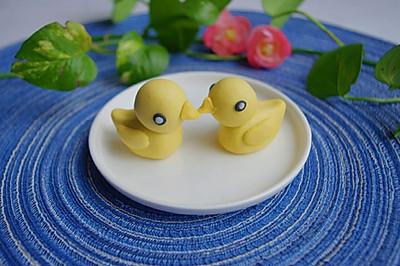 小黄鸭汤圆