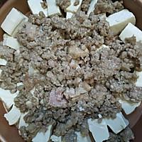 嫩豆腐烤肉末的做法图解9