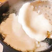 爆浆流心果蔬琉璃汤圆,这样做久冻不裂,好吃又好看(白的通用)的做法图解4