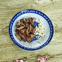 #春季食材大比拼#油菜炒香菇的做法图解2