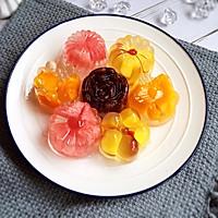 #童年不同样,美食有花样#自制水果果冻的做法图解2