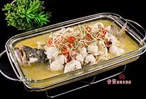 """""""金汤开味鲈鱼""""怎样做酸辣爽口、鲜味十足,鱼肉又滑又嫩的做法"""