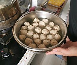 减脂鸡肉丸子的做法