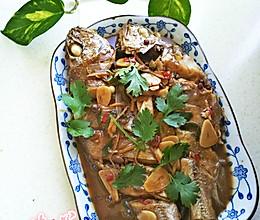 家常酱焖海鱼的做法